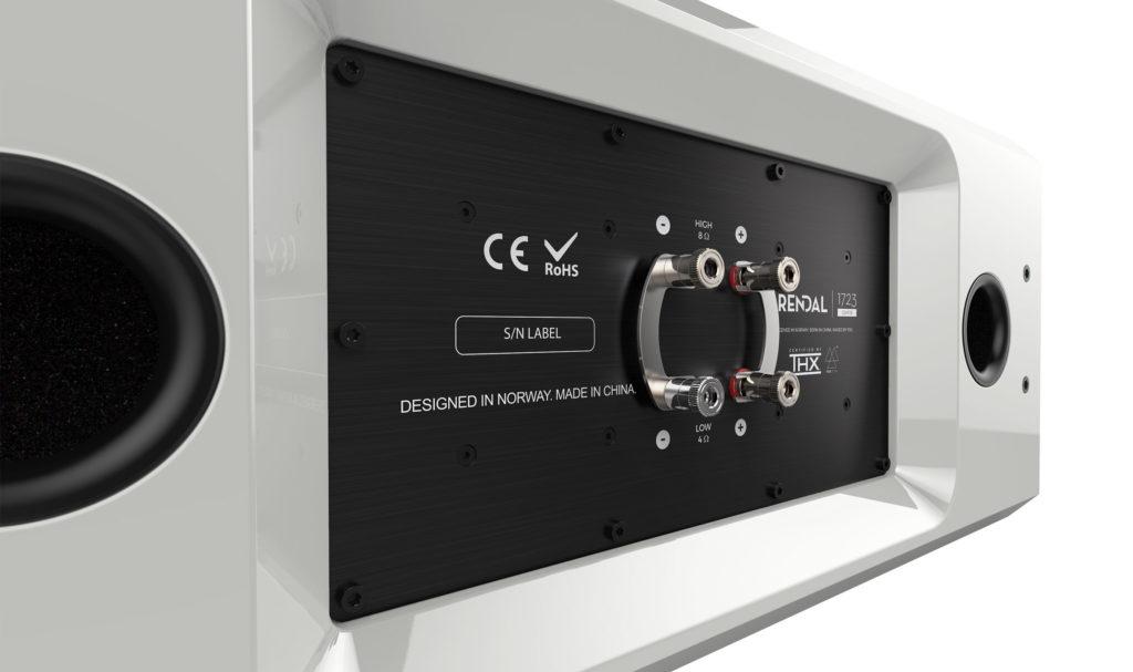 1723 S THX Series Speakers Arendalsound.eu