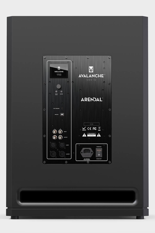 Arendal Sound » 1723 Subwoofer 2V